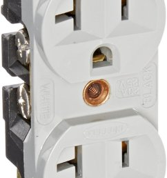 hubbell wiring systems ig5362gy spikeshield hbl extra heavy duty specification grade straight blade isolated ground duplex [ 607 x 1500 Pixel ]