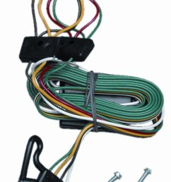 get quotations vehicle to trailer wiring harness connector for 97 01 jeep cherokee plug play [ 964 x 1500 Pixel ]
