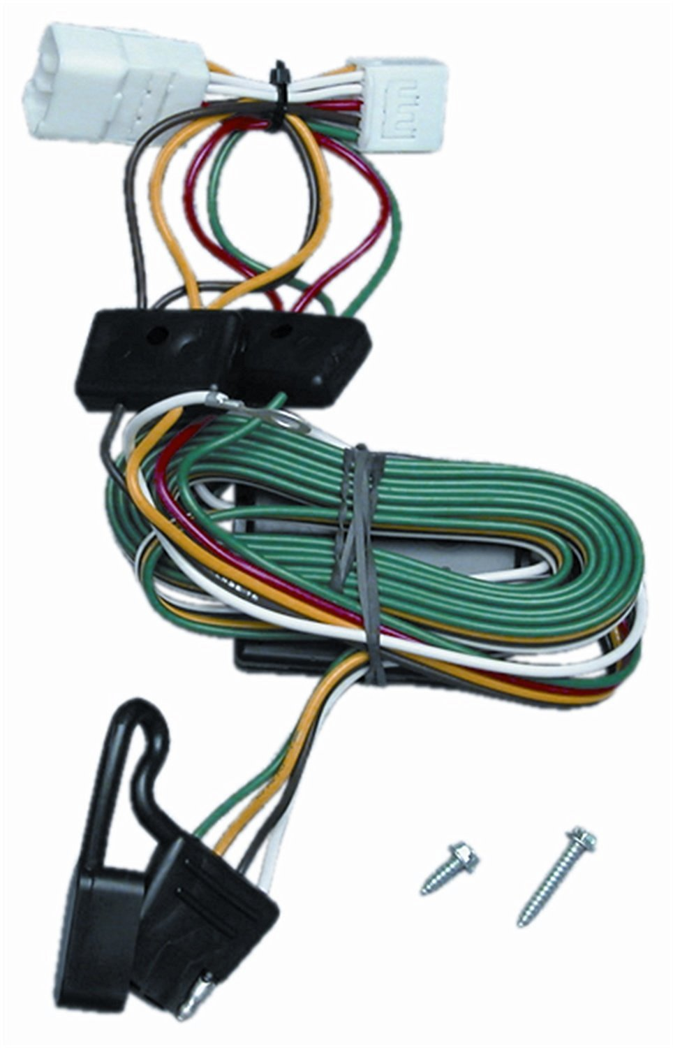hight resolution of get quotations vehicle to trailer wiring harness connector for 97 01 jeep cherokee plug play