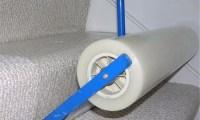 Temporary Self Adhesive Pe Plastic Vinyl Carpet Protector ...