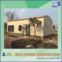 Ready Made Wall Panel Interior Wall Paneling For Steel ...