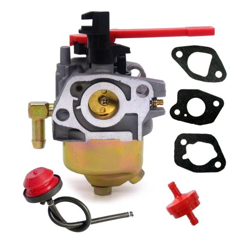 small resolution of get quotations hifrom carburetor with fuel line filter primer bulb for troy bilt mtd craftsman snow blower replace