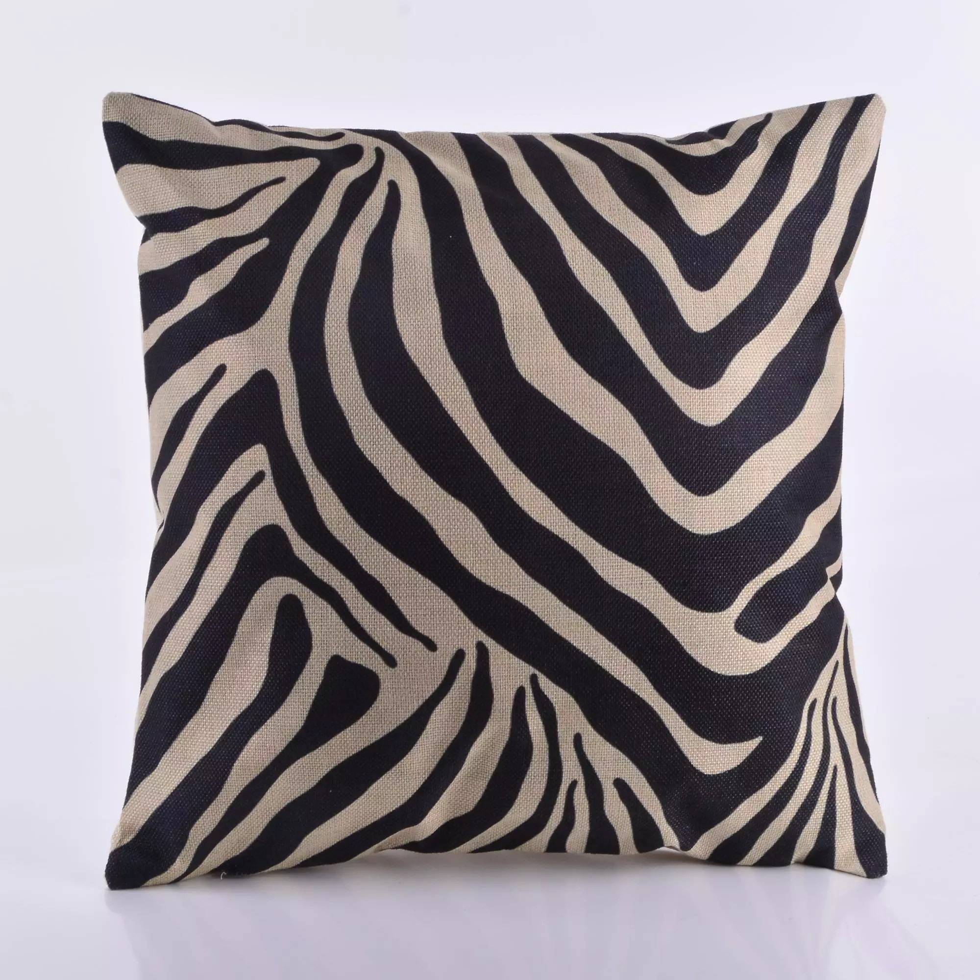 black and white zebra stripes pattern cousin cover fashion pillowcase for sofa polyester pillow cover buy pillow cover sofa pillow case cousin cover
