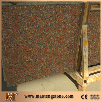 China Granite G562 Maple Red Double