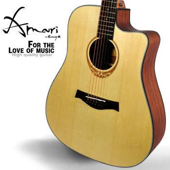 Enya By Amari Acoustic Cutaway Guitar With High Quality And Reasonable Price - Buy Enya By Amari Acoustic Cutaway Guitar With High Quality And ...