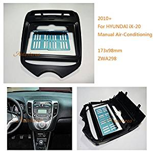 pioneer radio manual wiring diagram for telephone junction box cheap car find deals get quotations autostereo fascia facia panel adapte hyundai ix 20 2010 air