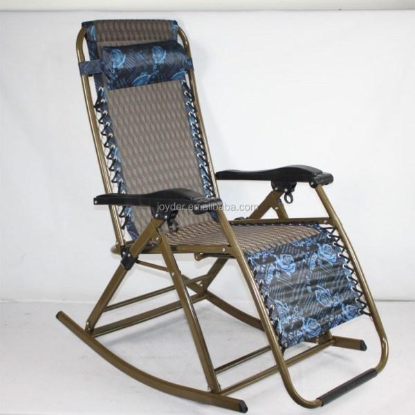Lightweight Lounge Recliner Lafuma Gravity