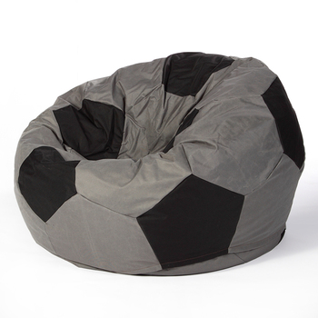 football bean bag chair black leather dining color match big beanbag cover buy with beans