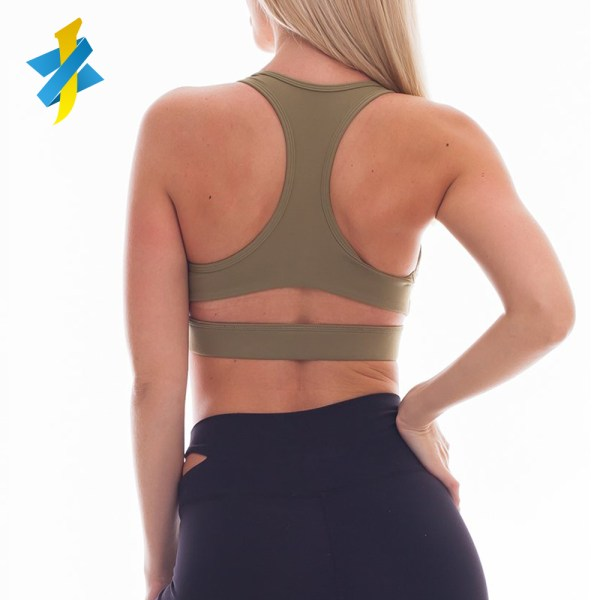 Top Selling Customise Sports Bra 100 Cotton