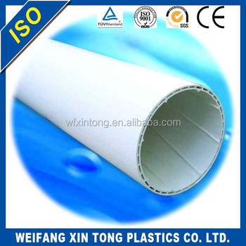 Double Wall Pvc Pipe For Drainage