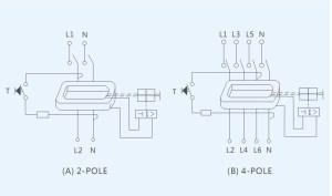 A Ac Type 6ka Electromagic Ycl360 Circuit Breaker Parts