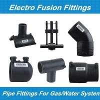 Electrofusion Fitting Hdpe Pipe And Jointer/unequal Tee ...