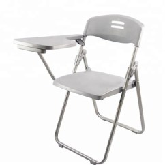 Folding Chair Portable Swivel With Footrest Seminar Writing Tablet Manufacturer Wholesale Price Free Shipment 50