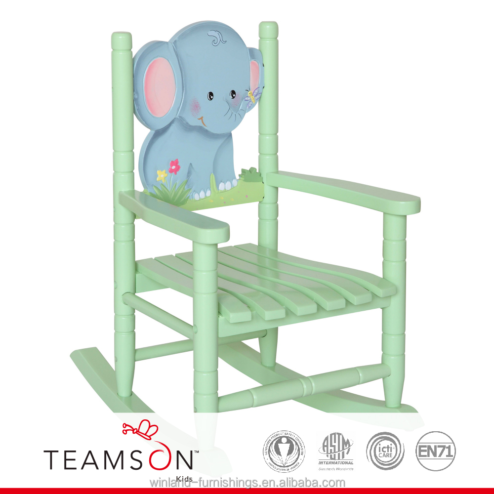 Child Wooden Rocking Chair Teamson Kids Safari Rocking Chair Elephant Buy Kids Wooden Rocking Chairs Children Furniture Modern Rocking Chairs Product On Alibaba