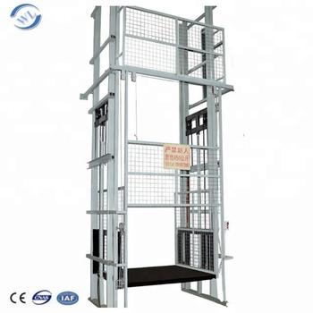 Hydraulic Cargo Lift Material Elavators Elevator Guide