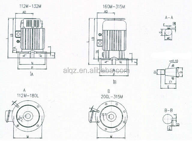 Iec Standard Single Phase And Three Phase Induction