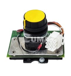 get quotations jlg 1600272 2560136 new oem jlg potentiometer controller with knob [ 1100 x 1100 Pixel ]