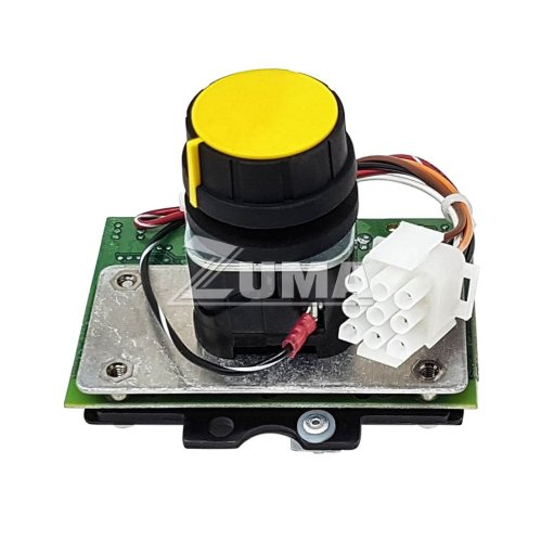 small resolution of get quotations jlg 1600272 2560136 new oem jlg potentiometer controller with knob