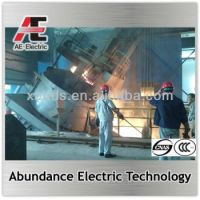 Electric Arc Furnace And Lrf Or Bof In Steel Making Plant