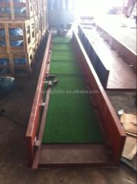 Alluvial Gold Separator Carpet Sluice Gravity Separator ...