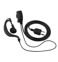 get quotations brrnoo ptt universal earphone mic for midland walkie talkie ptt ear hook earpiece iron clip [ 1001 x 1001 Pixel ]