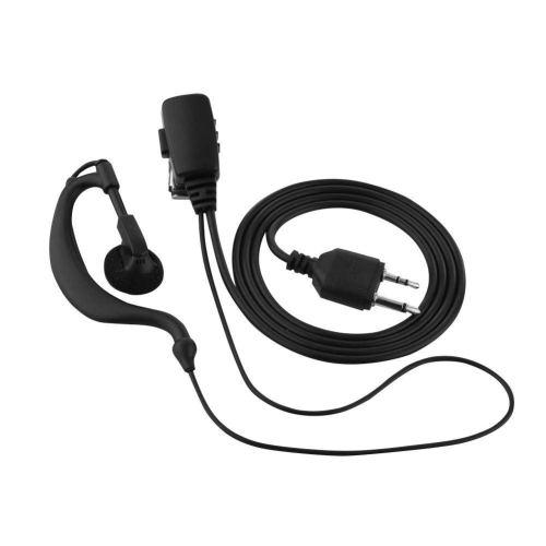 small resolution of get quotations brrnoo ptt universal earphone mic for midland walkie talkie ptt ear hook earpiece iron clip