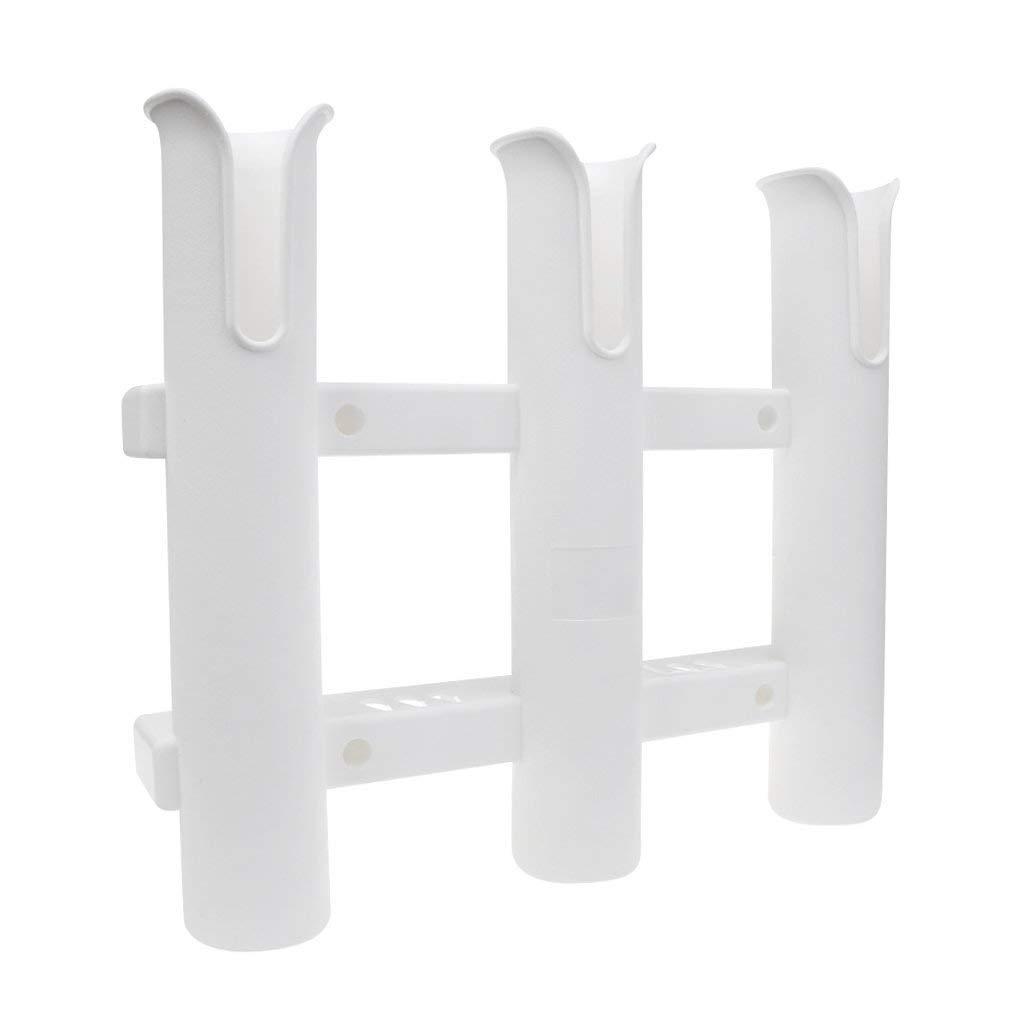folding chair fishing pole holder antique high chairs cheap rod tubes find deals on line at alibaba com get quotations sanmum 3 wall mounted holders links