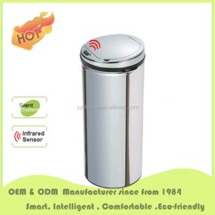 Kitchen Recycling Bins Bridge Faucet Hot New Smart Trash Can Recycle Bin Sensor Buy Pails Product On Alibaba Com