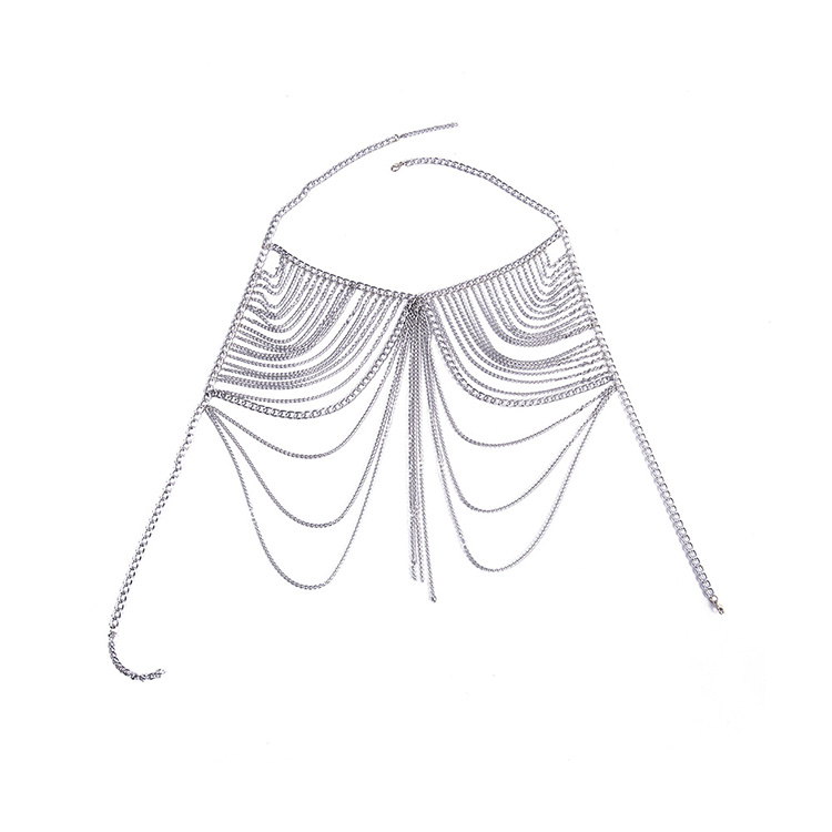 Original Design Sexy Bra Chain Body Jewelry Bra Chain