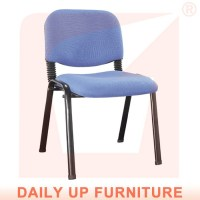 Fabric Reception Chairs Office Chair Back Support Cushion ...