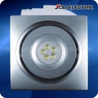 Bathroom Ceiling Exhaust Fan With Led Light - Buy Bathroom ...