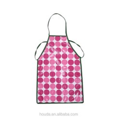 Kitchen Apron For Kids Baseboards Fashionable Printed Waterproof Pvc Coated Cotton Art Buy Product On
