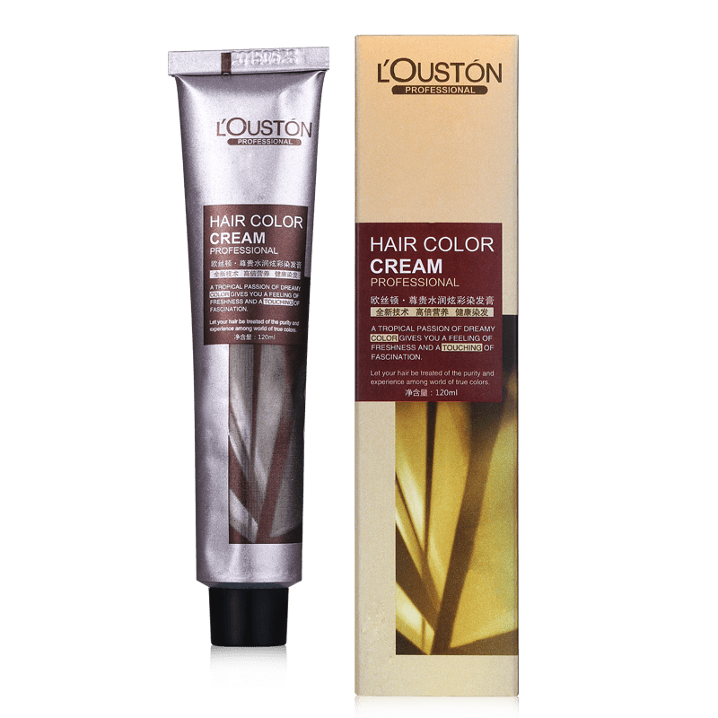 Professional Italian Hair Color Cream Manufacturers