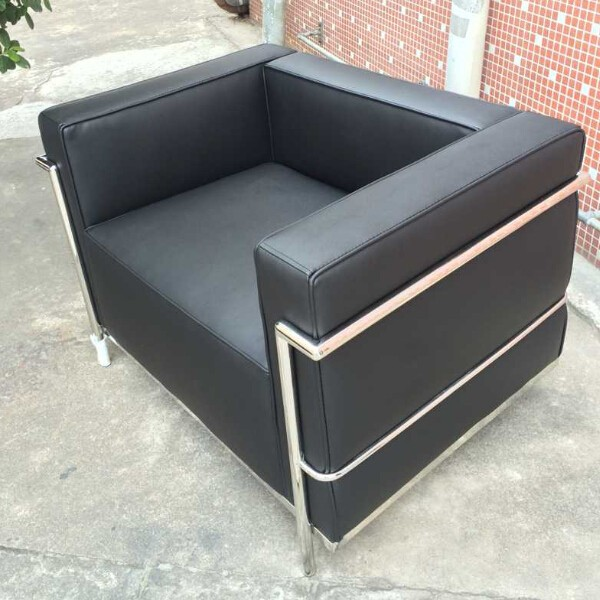 le corbusier sofa replica rooms with black leather sofas classic lc3 lc2