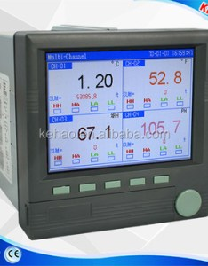 Kh   high quality channel digital paperless chart recorder with data save also rh alibaba