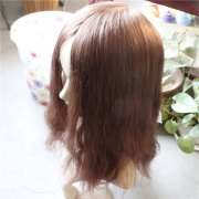 hair pieces top of head 100