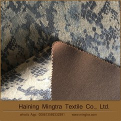 Chair Covers Direct From China High Back Wing Suede Fabric For Cover Wholesale Alibaba Textiles Factory Whosale 100 Polyester Faux Leather Bonding