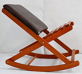 rocking chair footrest lime green dining chairs foldable wooden footstool buy