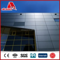 Outside Wall Cladding Aluminium Composite Panel Price ...