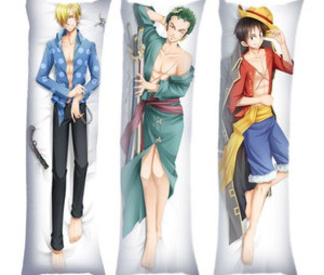 One Piece Zoro Sanji Dakimakura Hugging Body Pillow Case One Piece Zoro Sanji Dakimakura Hugging Body Pillow Case Suppliers And Manufacturers At Alibaba