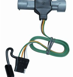 get quotations vehicle to trailer wiring connector 87 96 ford f 100 f 150  [ 1232 x 1500 Pixel ]
