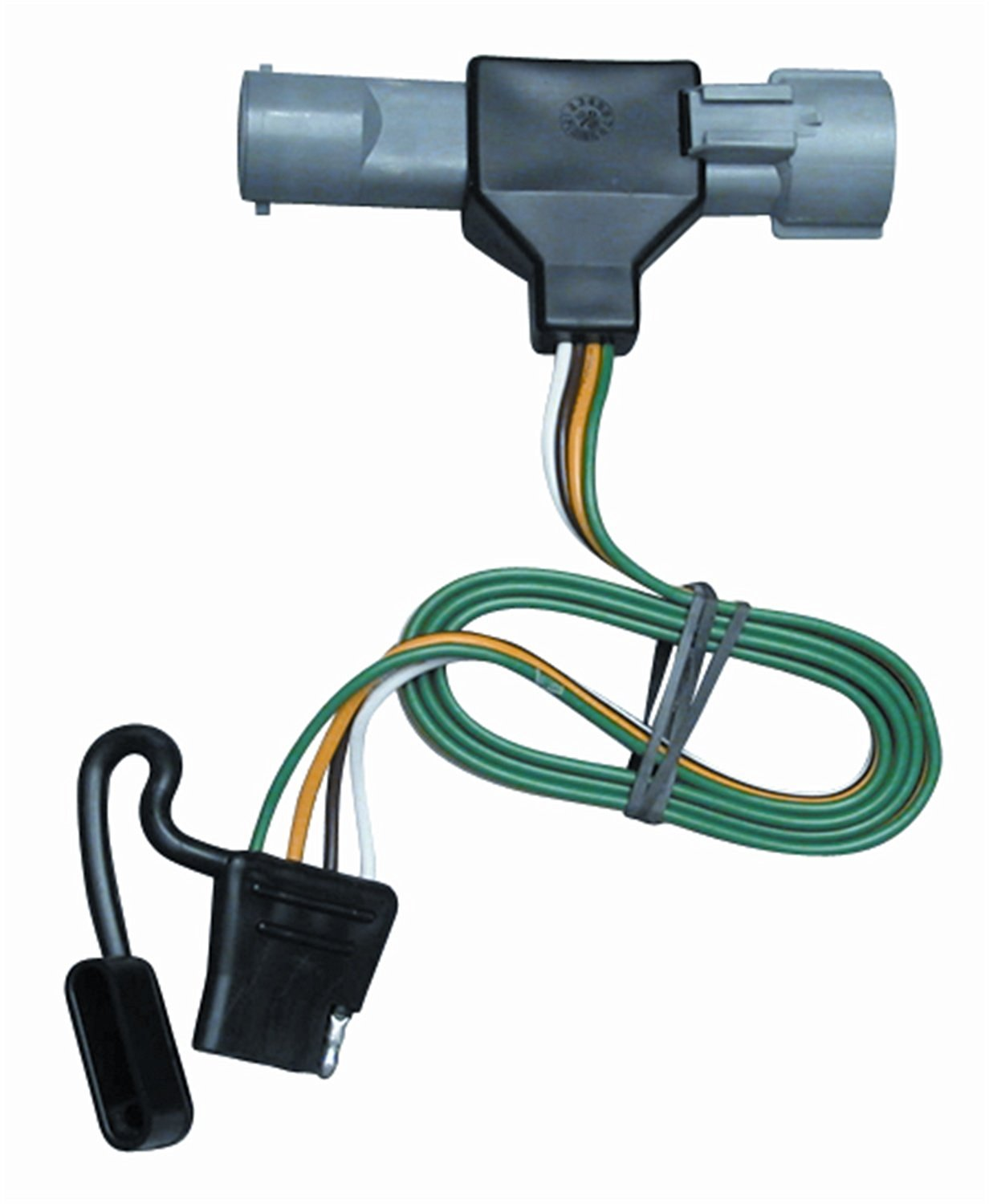 hight resolution of get quotations vehicle to trailer wiring connector 87 96 ford f 100 f 150