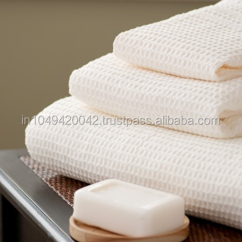 kitchen towels wholesale western table plain white cotton towel buy tea waffle weave embroidery