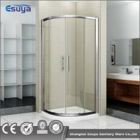 3 Panel Sliding Shower Door,3 Sided Shower Enclosure - Buy ...
