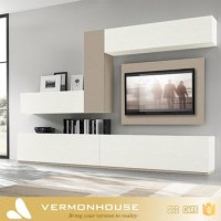 Vermonhouse High Gloss New Model Tv Lcd Wooden Cabinet ...