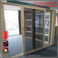 China Patio Sliding Door Manufacturers Patio Double Sided ...