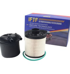 get quotations fd 4615 5 micron fuel water separator filter for ford truck pickup 2011  [ 1000 x 1000 Pixel ]