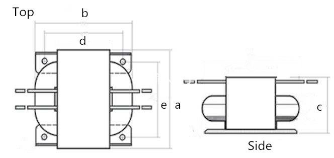 Modern Design Step Up Transformer 220v To 440v With Best