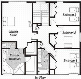 Home Information Packs Floor Plan,Architecture Drawing