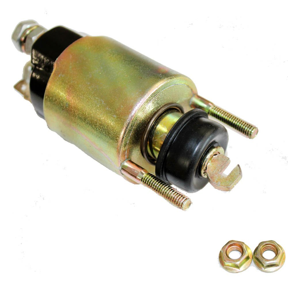 medium resolution of caltric starter solenoid fits ford tractor compact 1210 3 58 shibaura diesel 1983 1986